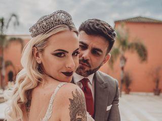 La boda de Cristina  y Javi 2