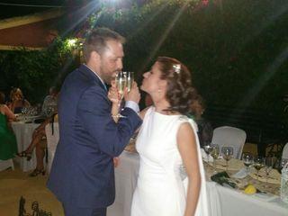 La boda de Melissa  y Francisco  1
