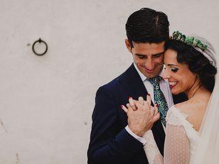 La boda de Alba y Alejandro