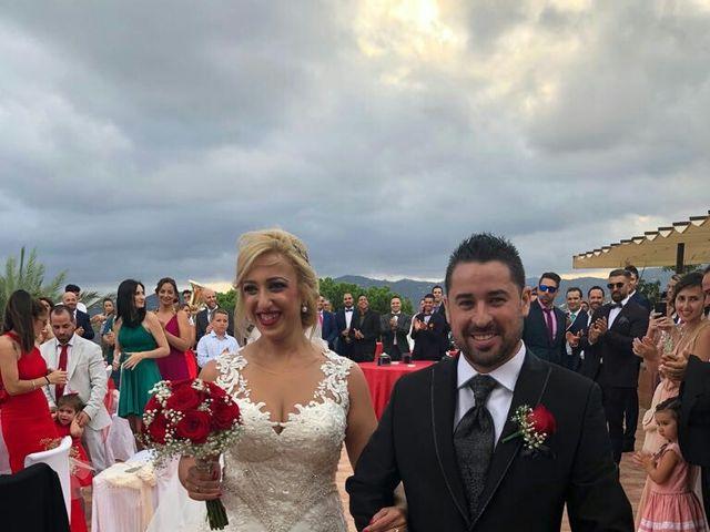 La boda de Mikaela y Antonio Jesús en Nerja, Málaga 1