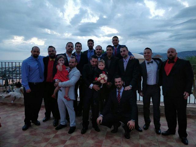 La boda de Mikaela y Antonio Jesús en Nerja, Málaga 2