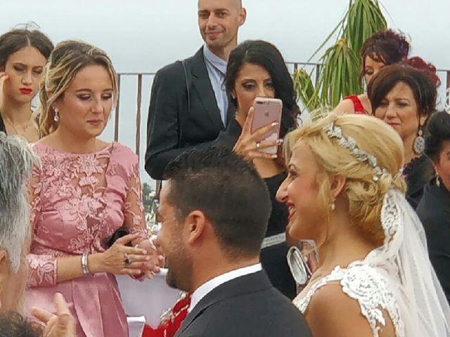 La boda de Mikaela y Antonio Jesús en Nerja, Málaga 5