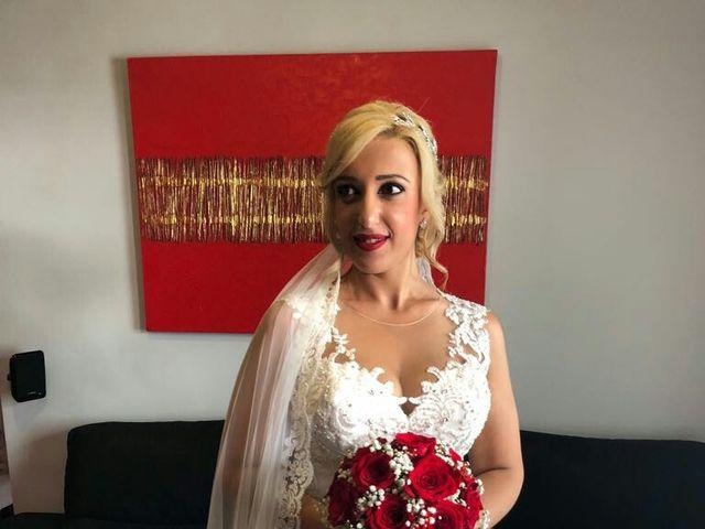 La boda de Mikaela y Antonio Jesús en Nerja, Málaga 6