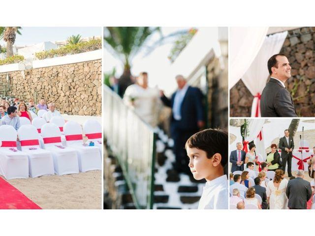 La boda de Conchi y Daniel en Las Palmas De Gran Canaria, Las Palmas 5