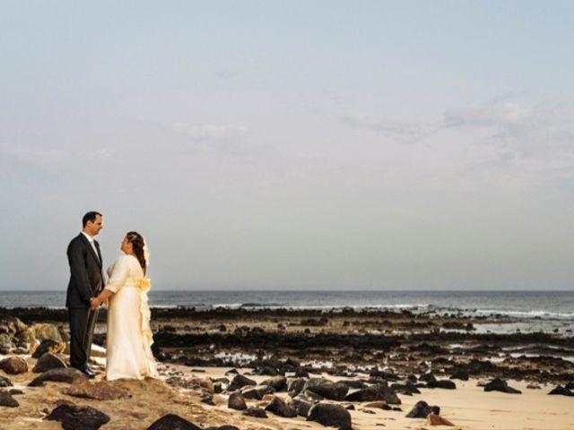 La boda de Conchi y Daniel en Las Palmas De Gran Canaria, Las Palmas 15