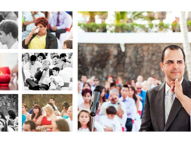 La boda de Conchi y Daniel en Las Palmas De Gran Canaria, Las Palmas 9