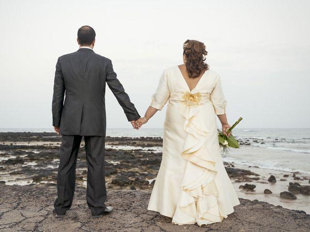 La boda de Conchi y Daniel en Las Palmas De Gran Canaria, Las Palmas 14