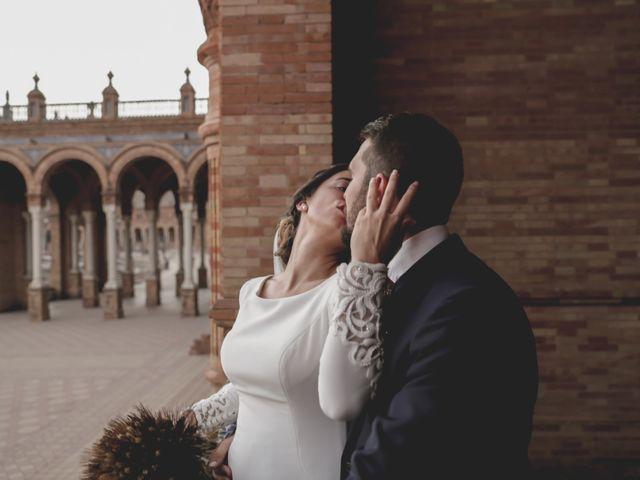 La boda de Francisco Javier y Mª José en La Rinconada, Sevilla 4