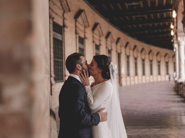 La boda de Francisco Javier y Mª José en La Rinconada, Sevilla 5