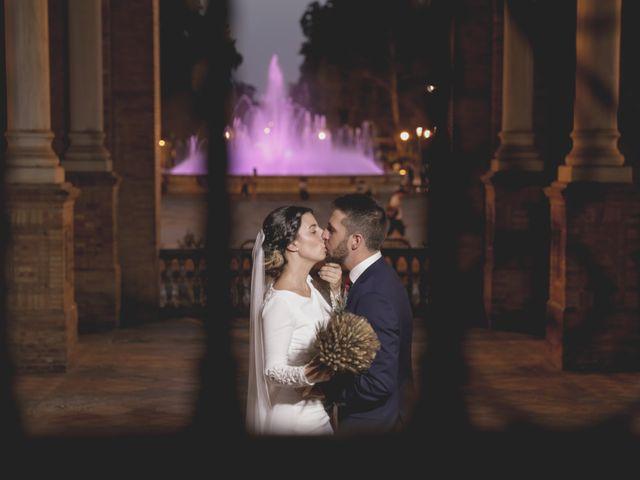 La boda de Francisco Javier y Mª José en La Rinconada, Sevilla 2