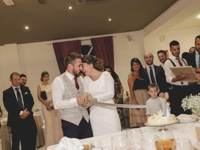 La boda de Francisco Javier y Mª José en La Rinconada, Sevilla 12