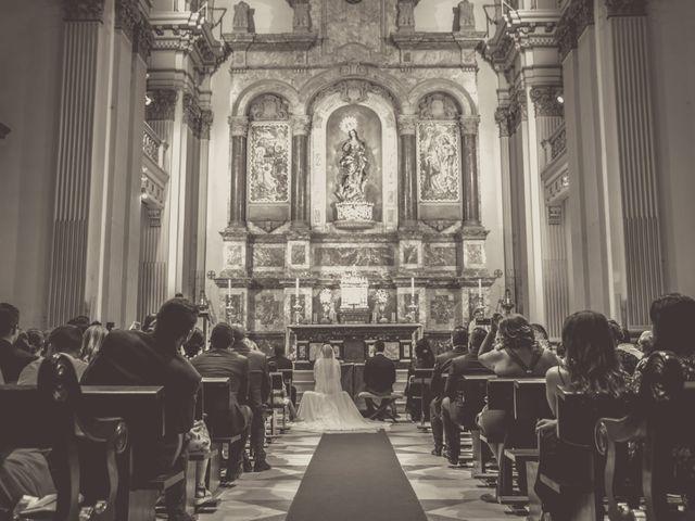 La boda de Francisco Javier y Mª José en La Rinconada, Sevilla 22