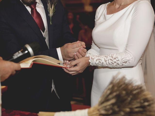 La boda de Francisco Javier y Mª José en La Rinconada, Sevilla 9