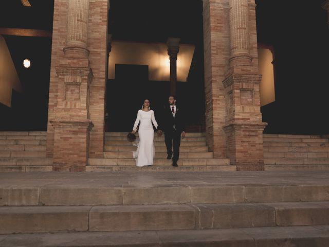 La boda de Francisco Javier y Mª José en La Rinconada, Sevilla 24