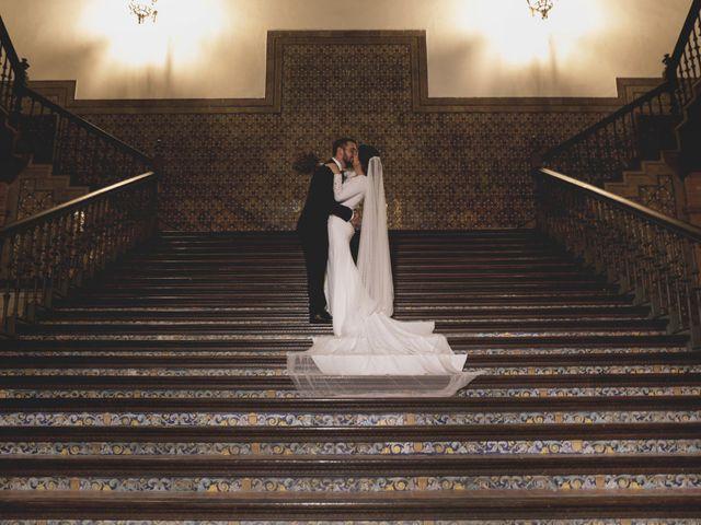 La boda de Francisco Javier y Mª José en La Rinconada, Sevilla 26
