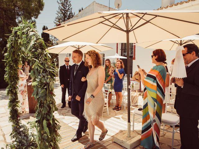 La boda de Matthias y Eva en Jerez De La Frontera, Cádiz 25