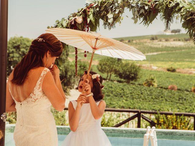 La boda de Matthias y Eva en Jerez De La Frontera, Cádiz 32