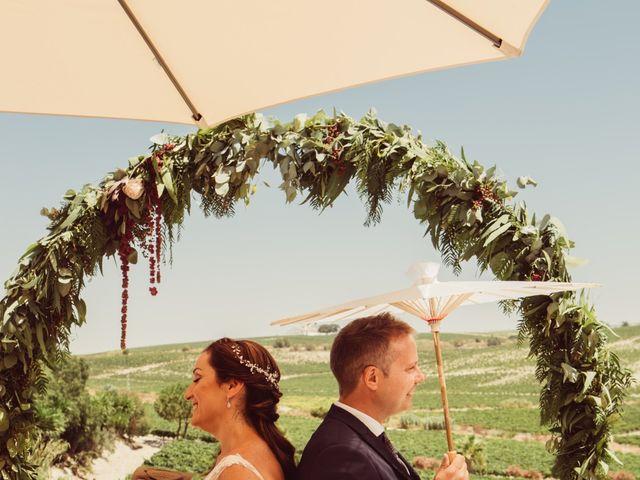 La boda de Matthias y Eva en Jerez De La Frontera, Cádiz 35