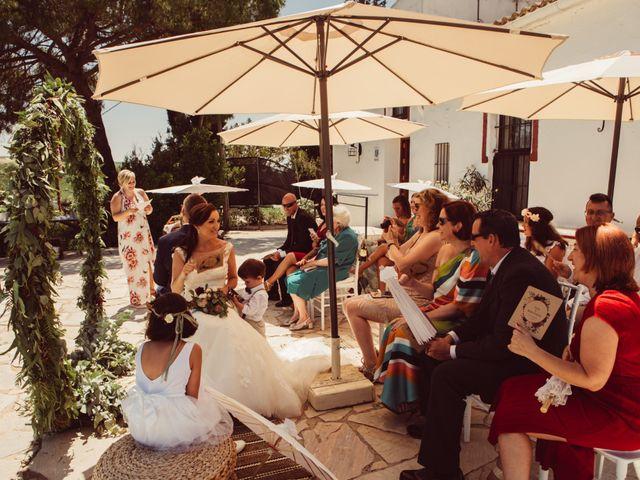 La boda de Matthias y Eva en Jerez De La Frontera, Cádiz 36