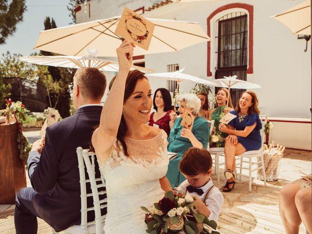 La boda de Matthias y Eva en Jerez De La Frontera, Cádiz 38