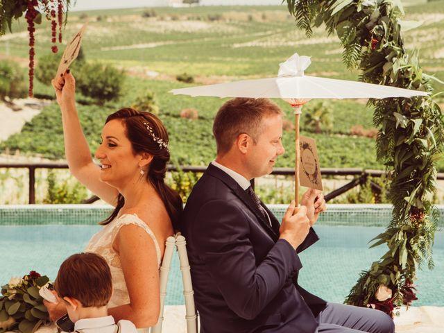 La boda de Matthias y Eva en Jerez De La Frontera, Cádiz 40