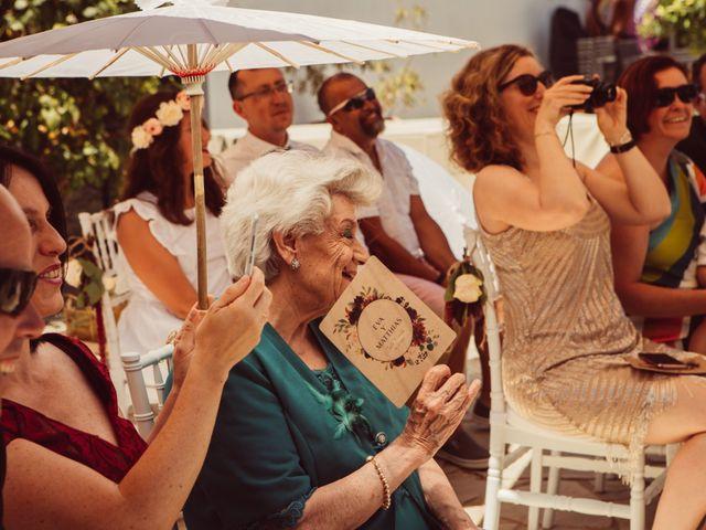 La boda de Matthias y Eva en Jerez De La Frontera, Cádiz 45