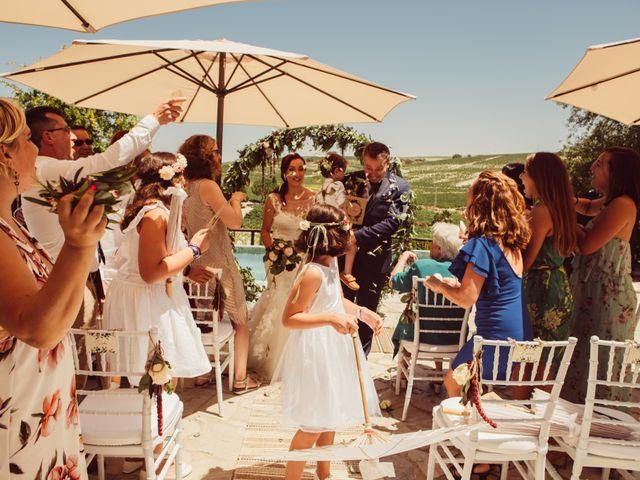 La boda de Matthias y Eva en Jerez De La Frontera, Cádiz 50