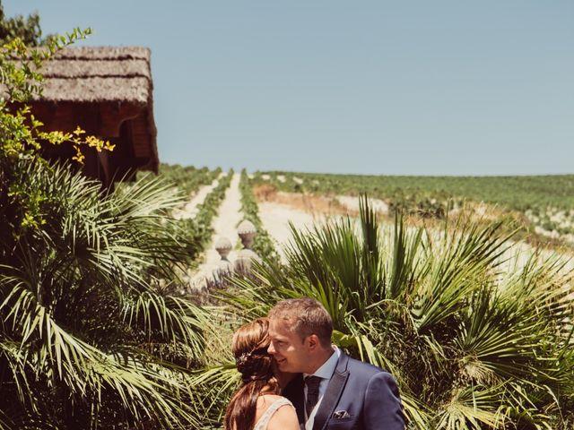 La boda de Matthias y Eva en Jerez De La Frontera, Cádiz 58