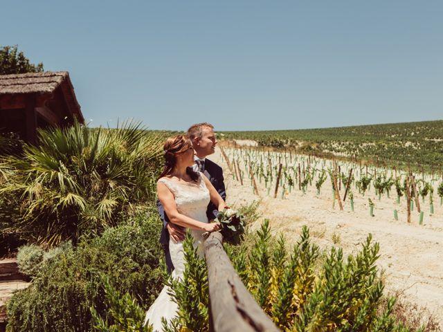 La boda de Matthias y Eva en Jerez De La Frontera, Cádiz 59