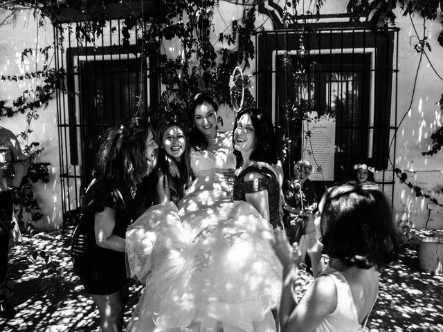 La boda de Matthias y Eva en Jerez De La Frontera, Cádiz 71