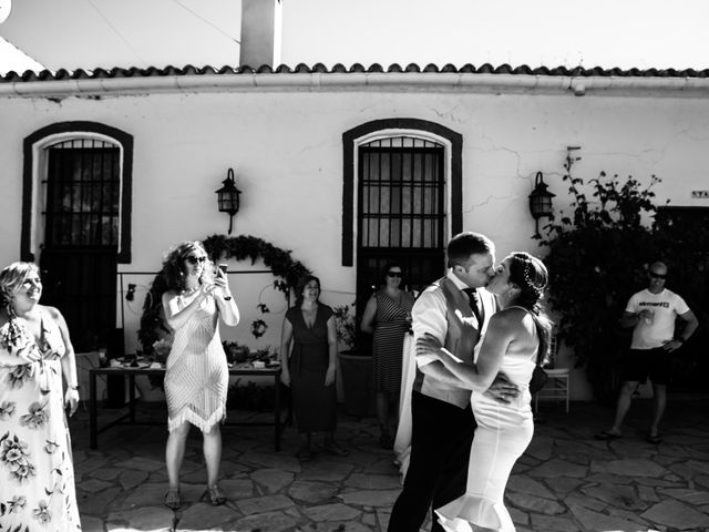 La boda de Matthias y Eva en Jerez De La Frontera, Cádiz 78