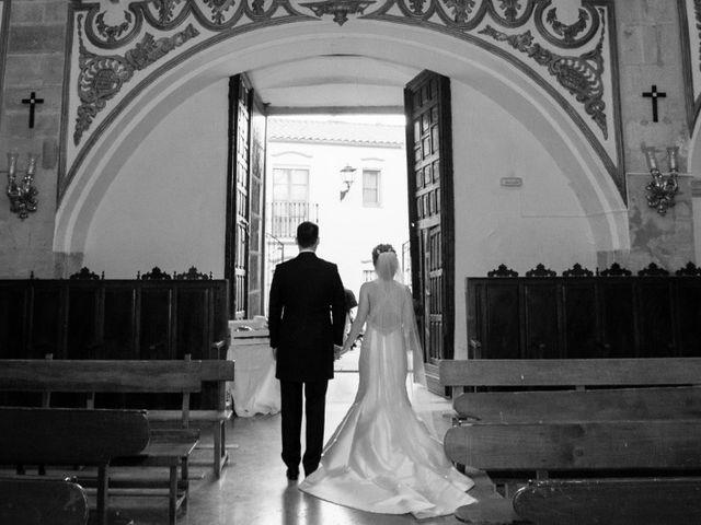 La boda de Antonio y Tamara en Jerez De Los Caballeros, Badajoz 4