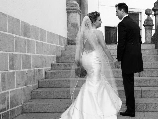La boda de Antonio y Tamara en Jerez De Los Caballeros, Badajoz 5