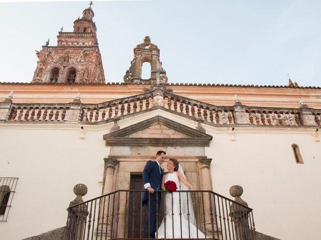 La boda de Antonio y Tamara en Jerez De Los Caballeros, Badajoz 6