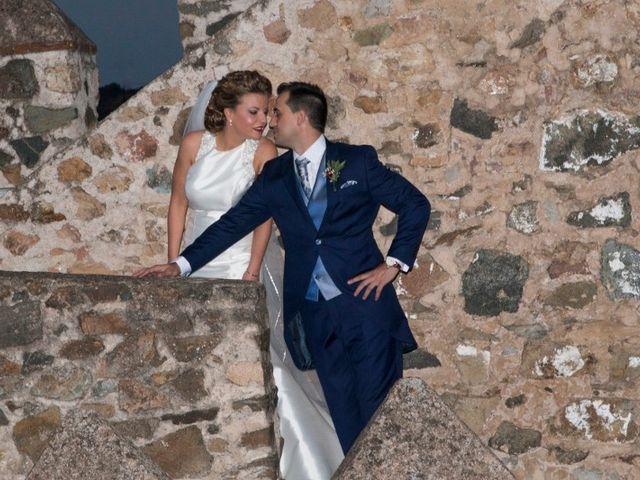 La boda de Antonio y Tamara en Jerez De Los Caballeros, Badajoz 7