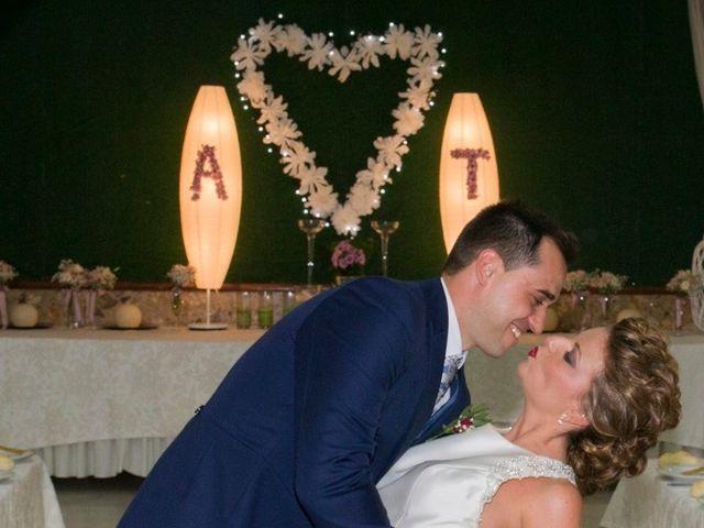 La boda de Antonio y Tamara en Jerez De Los Caballeros, Badajoz 8