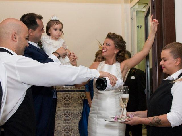 La boda de Antonio y Tamara en Jerez De Los Caballeros, Badajoz 9