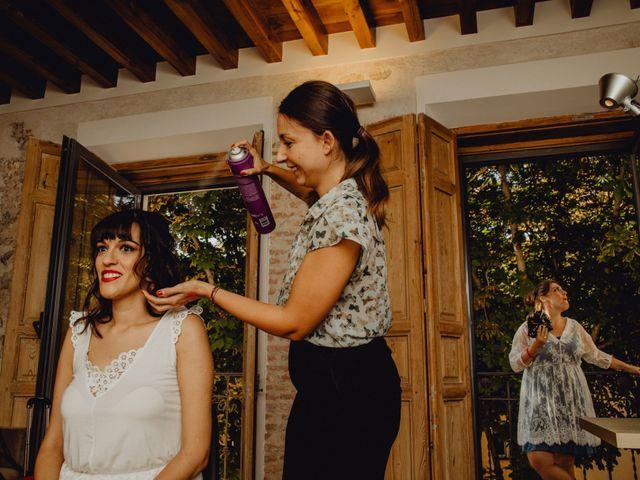 La boda de Alvaro y Silvia en Madrid, Madrid 19