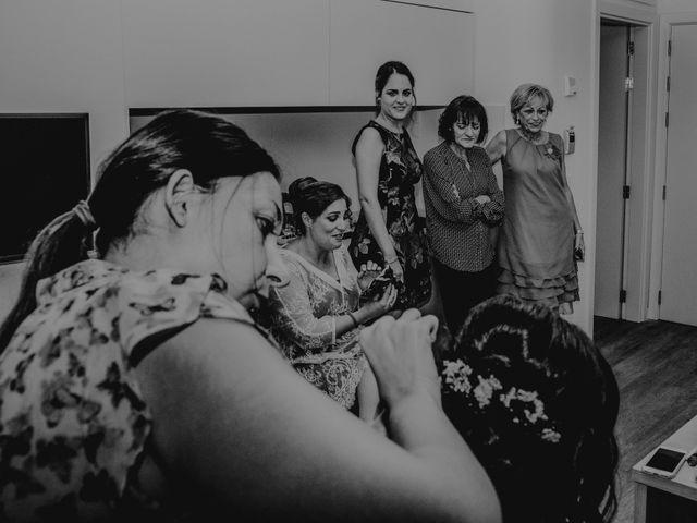 La boda de Alvaro y Silvia en Madrid, Madrid 20