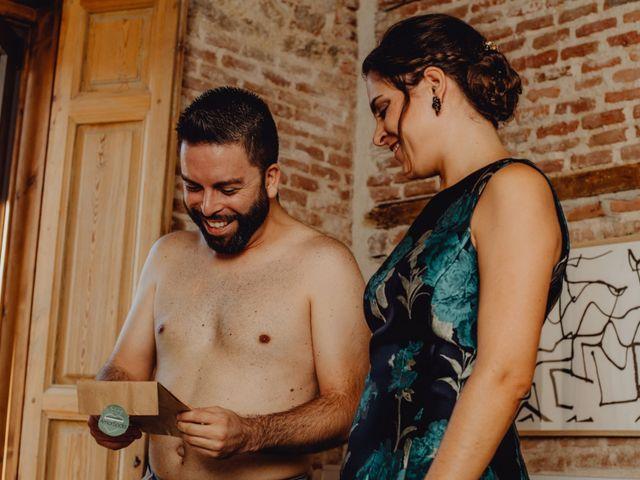 La boda de Alvaro y Silvia en Madrid, Madrid 30