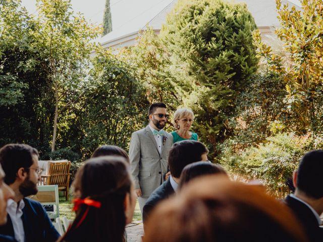 La boda de Alvaro y Silvia en Madrid, Madrid 83