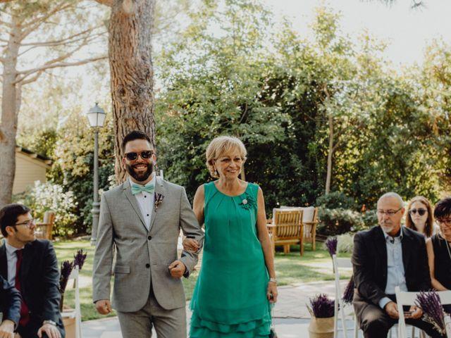 La boda de Alvaro y Silvia en Madrid, Madrid 84