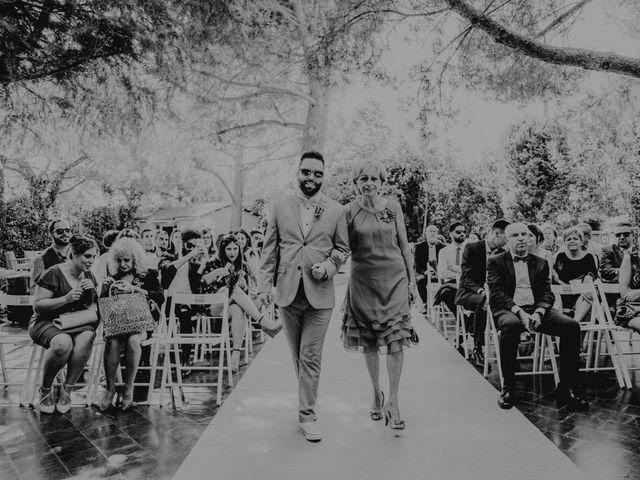 La boda de Alvaro y Silvia en Madrid, Madrid 87