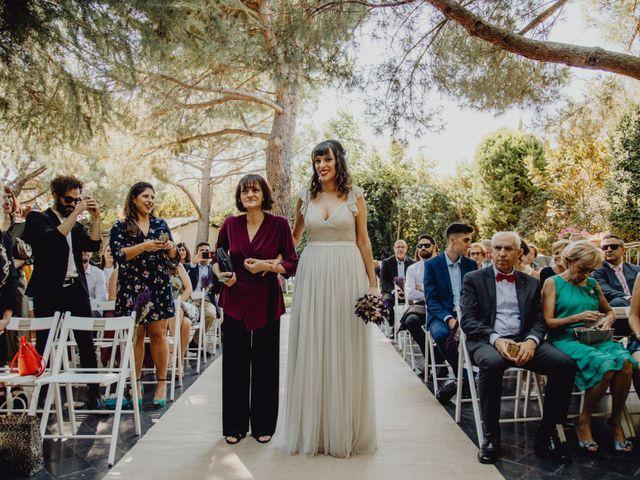 La boda de Alvaro y Silvia en Madrid, Madrid 89
