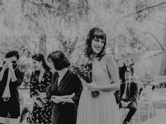 La boda de Alvaro y Silvia en Madrid, Madrid 90
