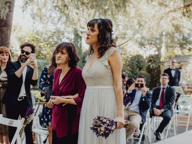 La boda de Alvaro y Silvia en Madrid, Madrid 91