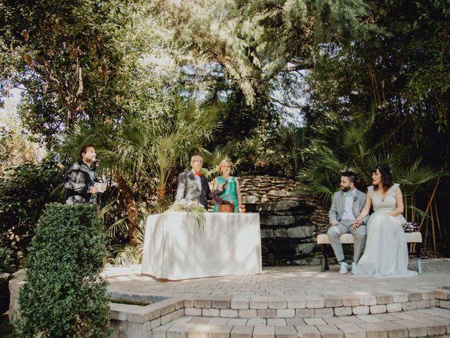 La boda de Alvaro y Silvia en Madrid, Madrid 103