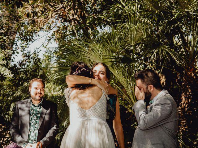 La boda de Alvaro y Silvia en Madrid, Madrid 129
