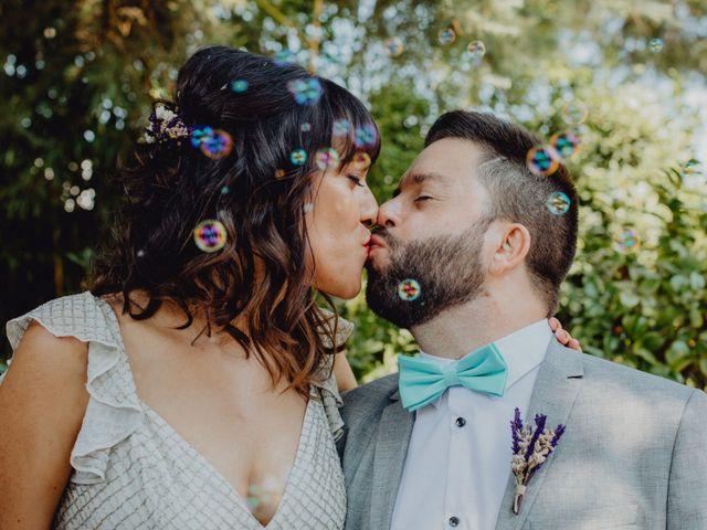 La boda de Alvaro y Silvia en Madrid, Madrid 170
