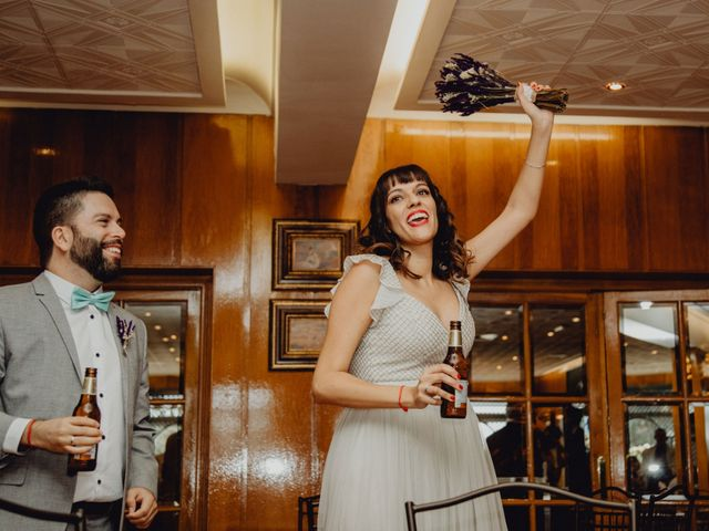 La boda de Alvaro y Silvia en Madrid, Madrid 181
